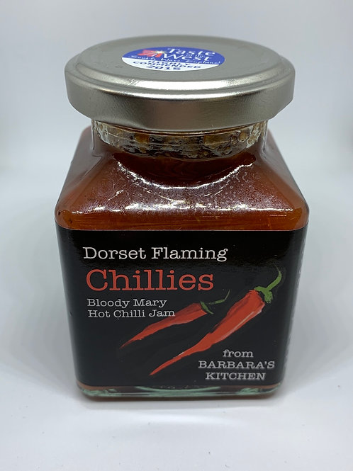 Barbara's Kitchen Bloody Mary Hot Chilli Jam 200g