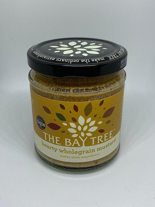 The Bay Tree Hearty Wholegrain Mustard 190g