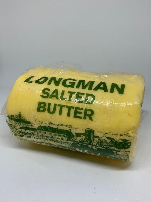 Longman Salted Butter Roll 250g