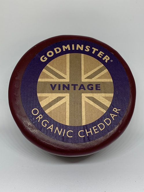 Godminster Organic Cheddar 400g