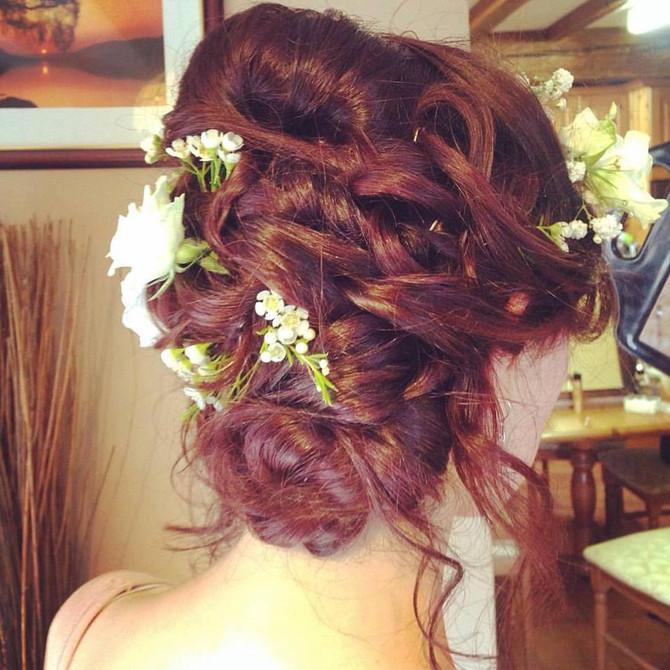 Bridal Hair Trial - An Evolution Of Ideas