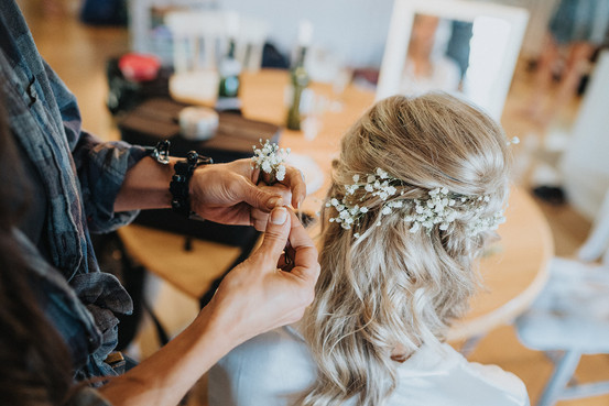 Wedding Hair and Make-up Norfolk