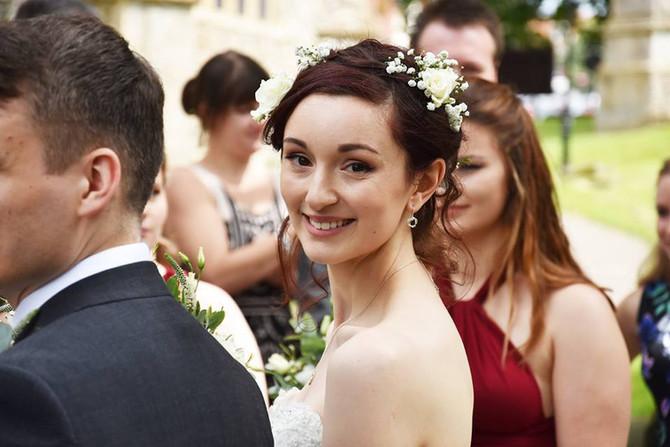 Helen's Bridal Style