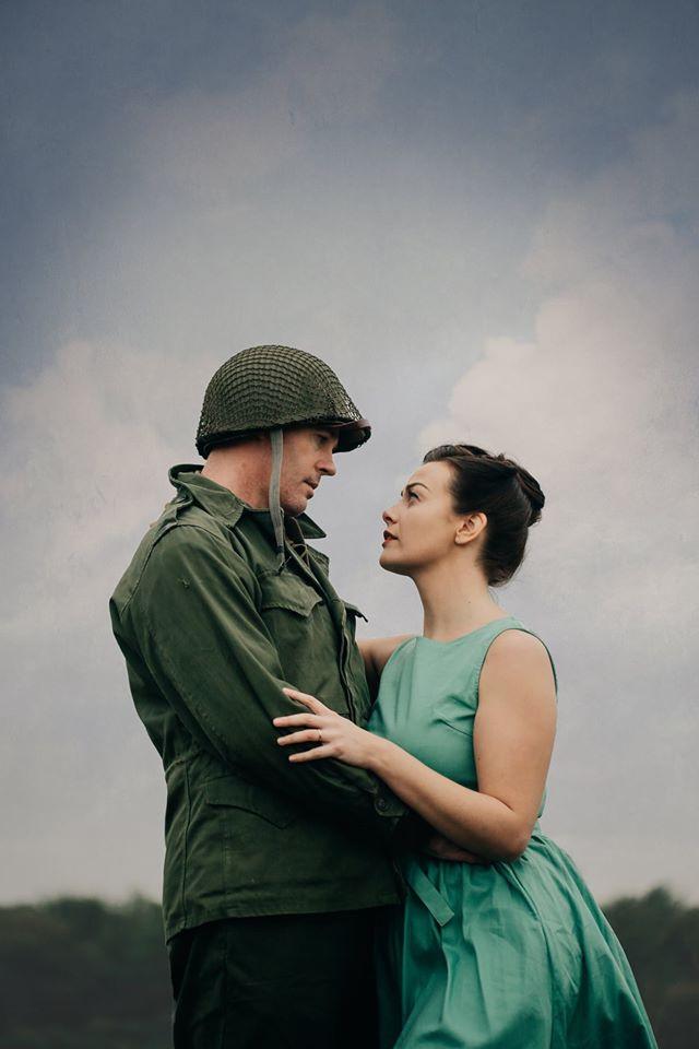 1940's Couple Shoot