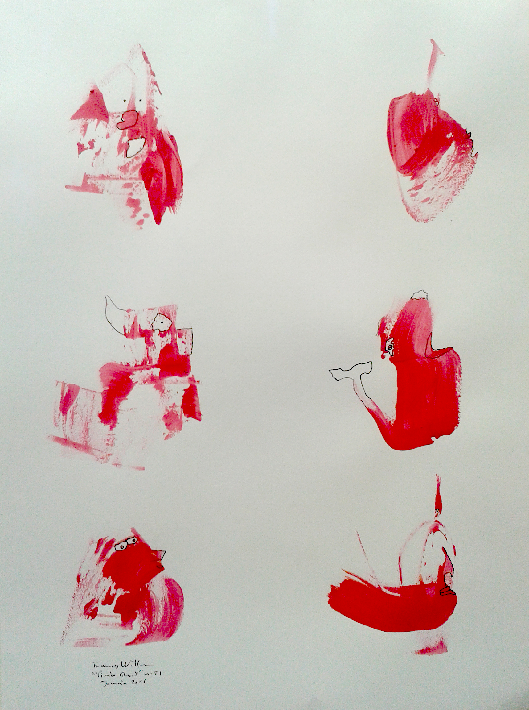 Pink Ghost n°21