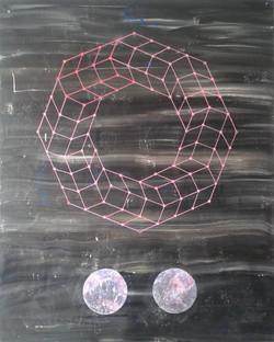 Carto-Magma I, voilé
