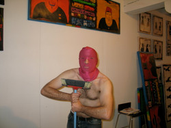 Atelier 3, El wrestler BMF,