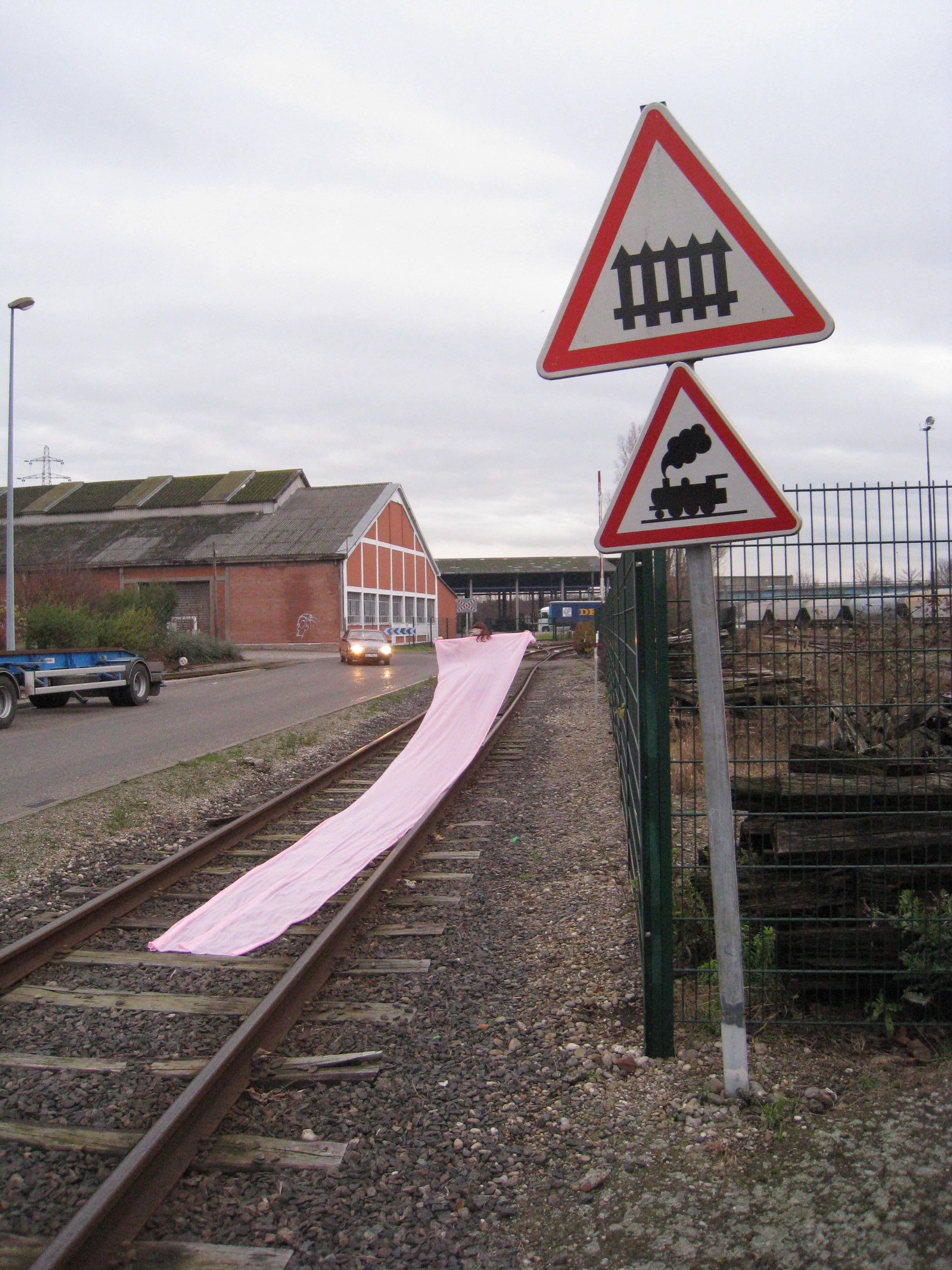 Pink Veil au port 12