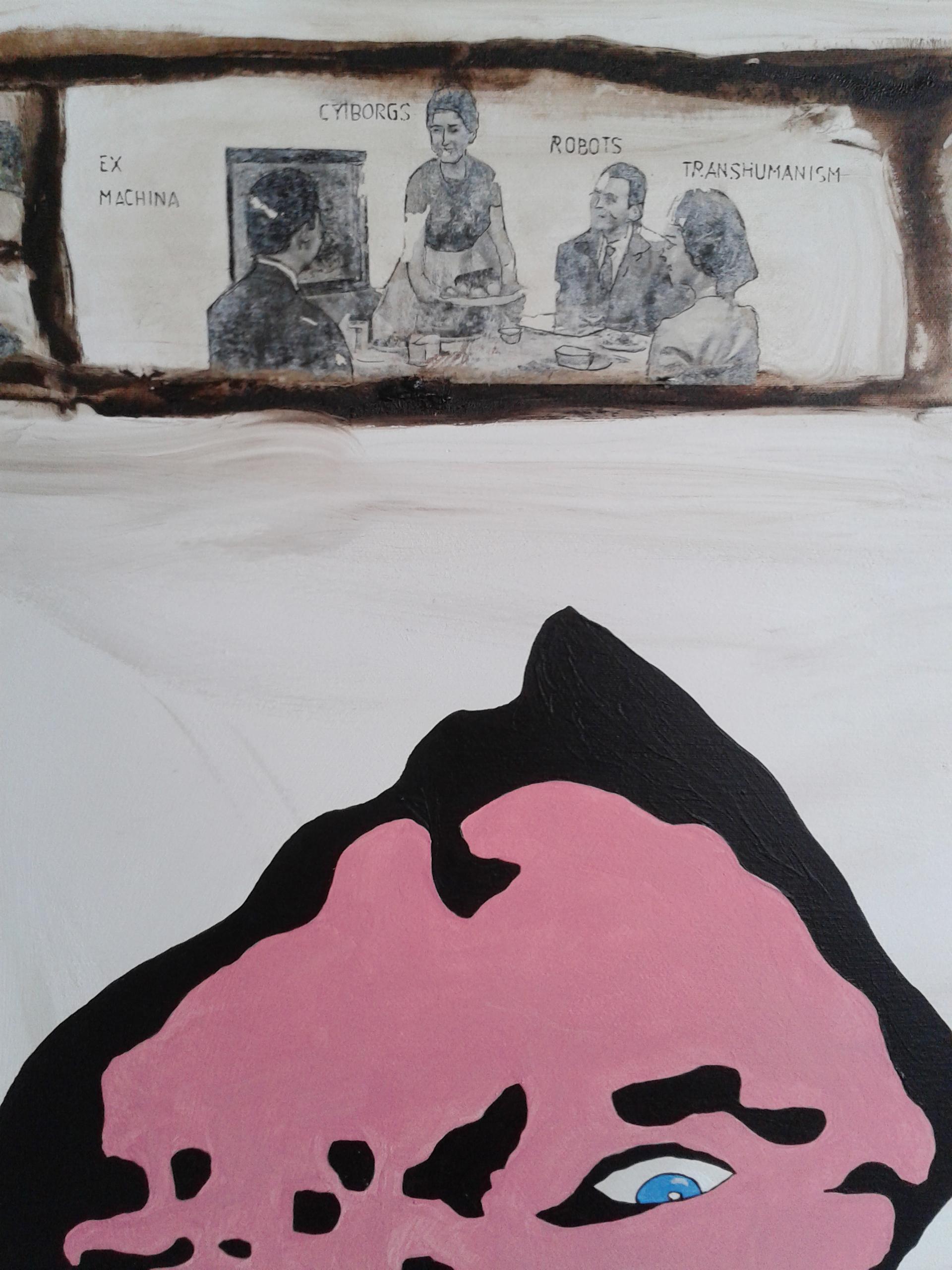 Détail 6, Pink's Words