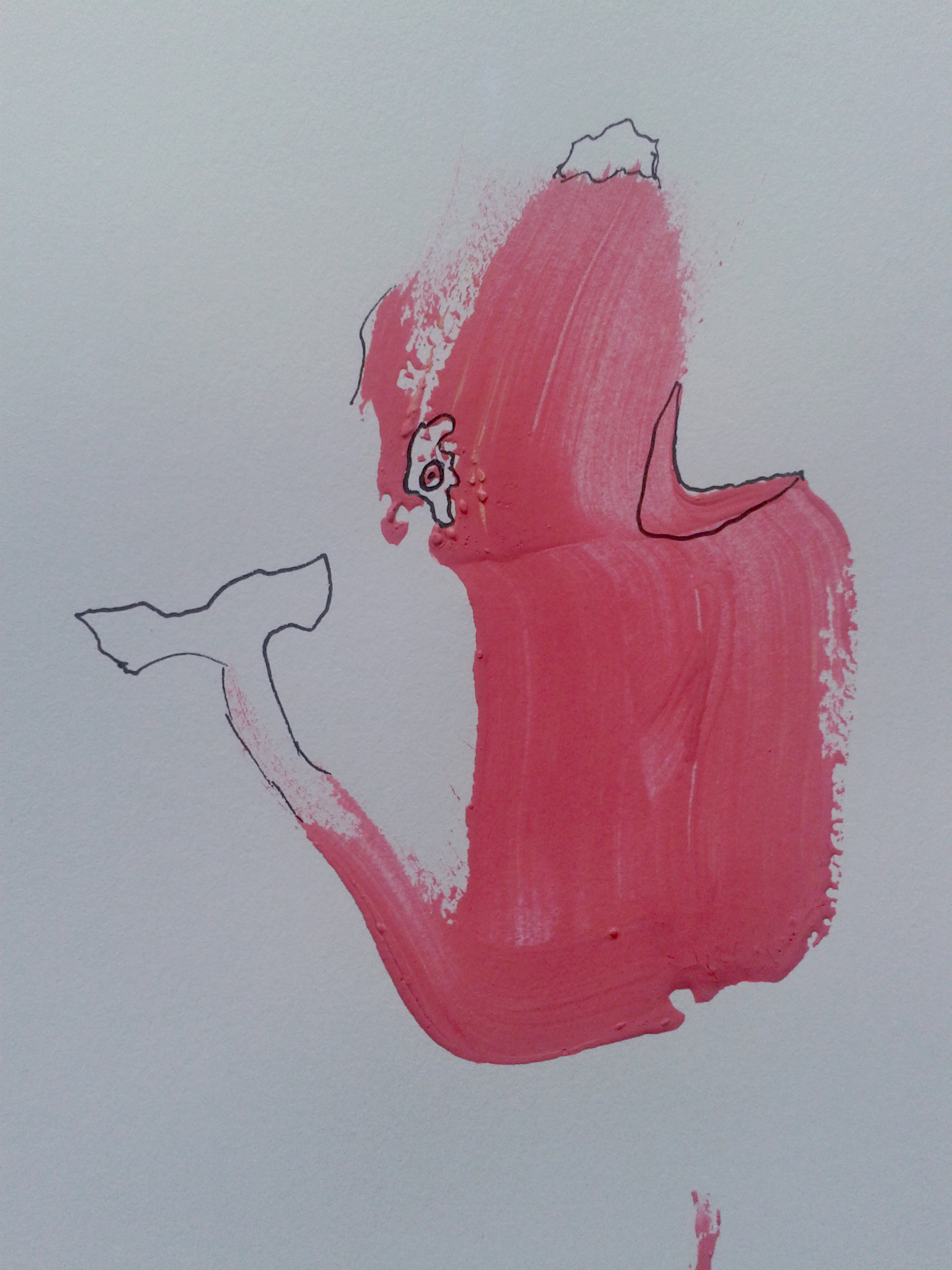 Détail, Pink Ghost n°21
