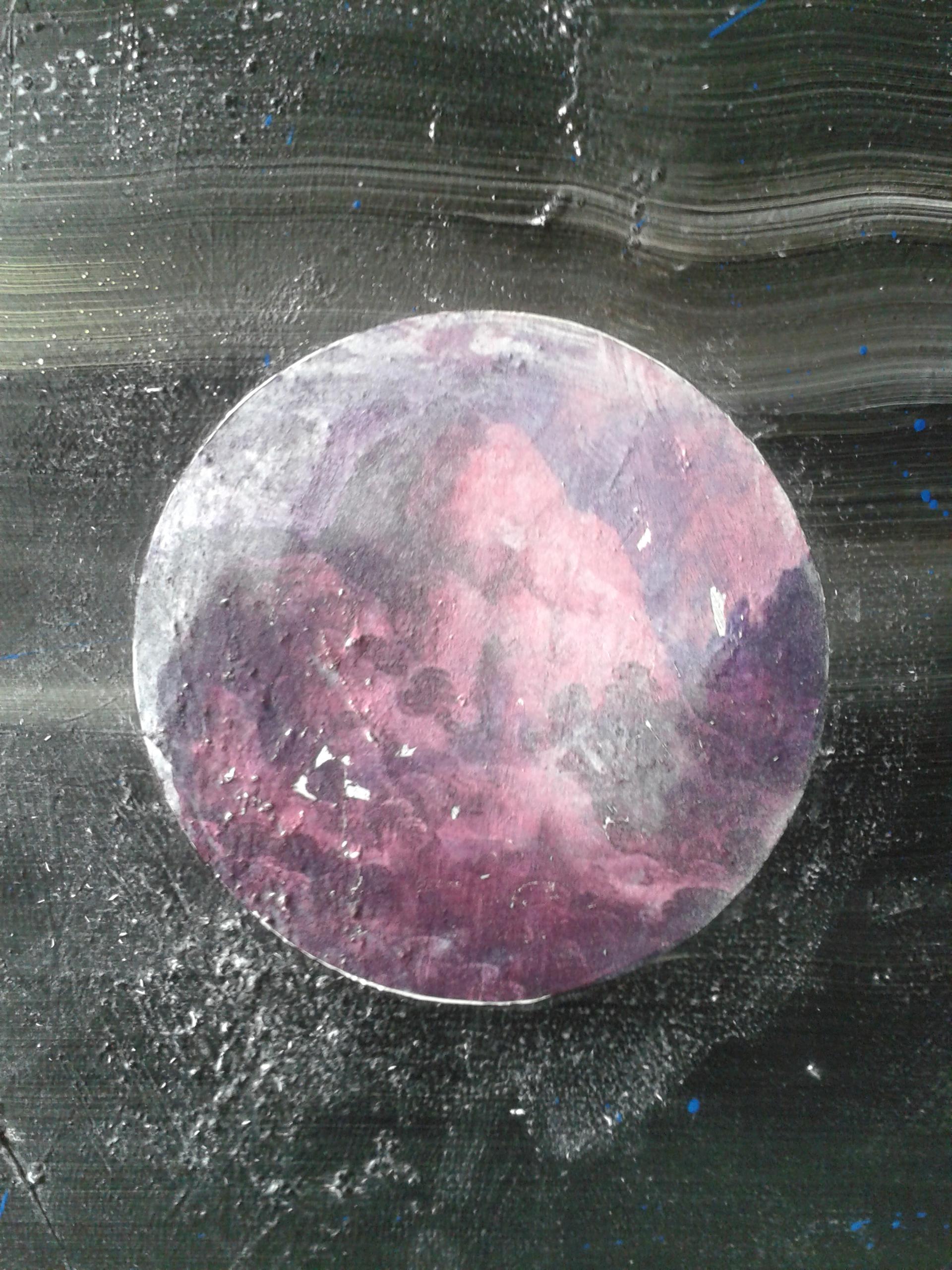 Détail 1, Carto-Magma I, dévoilé
