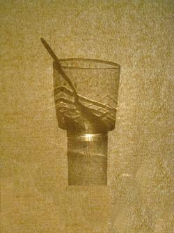 verre+cuillere/Beige
