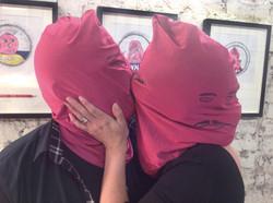 BMF's Friends-Kiss-Kiss couple