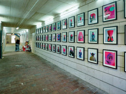 Kamalou exhibition, Pul'Art