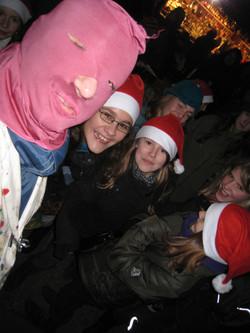 Performance, Marché de Noël