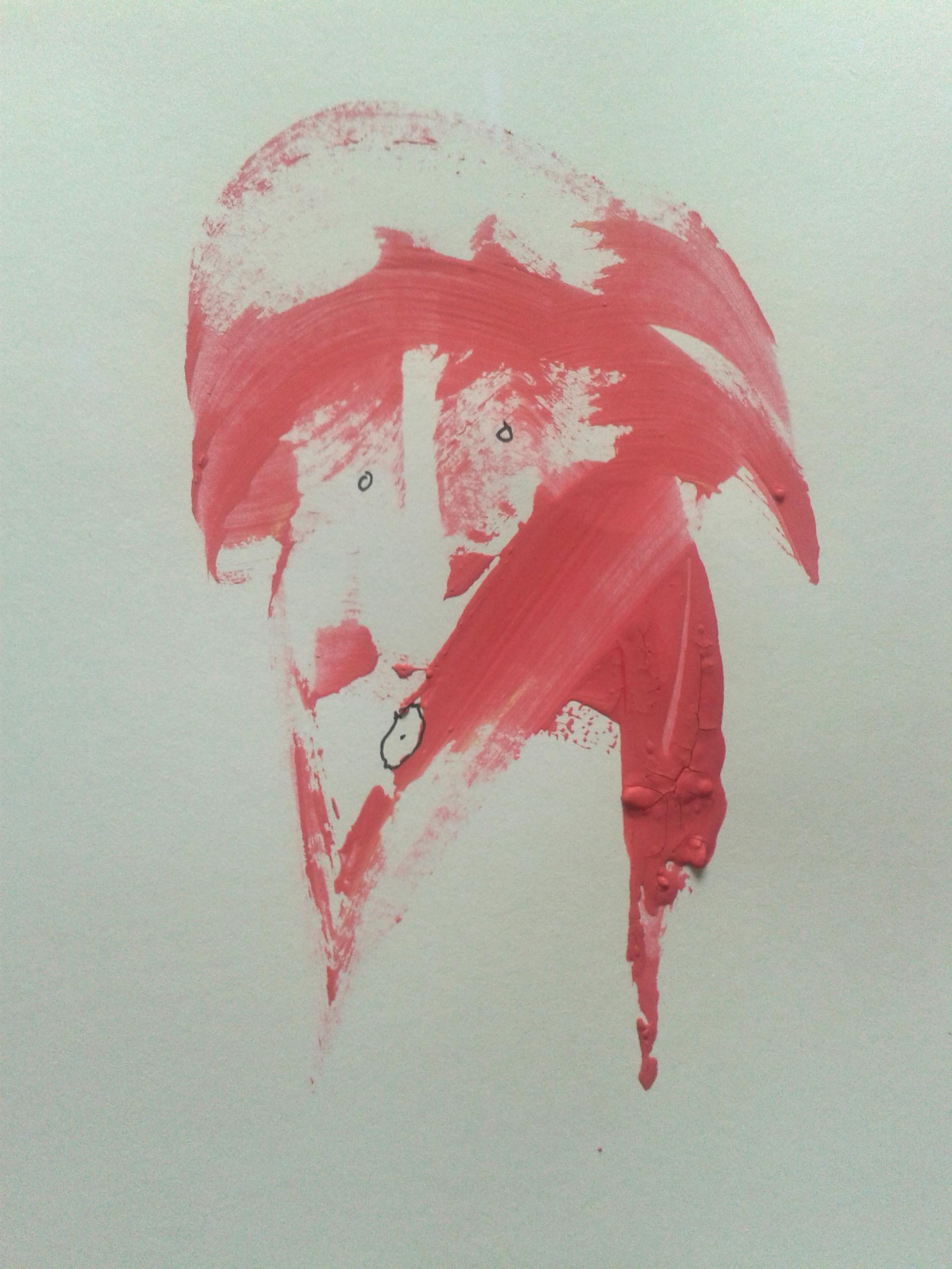 Détail, Pink Ghost n°06