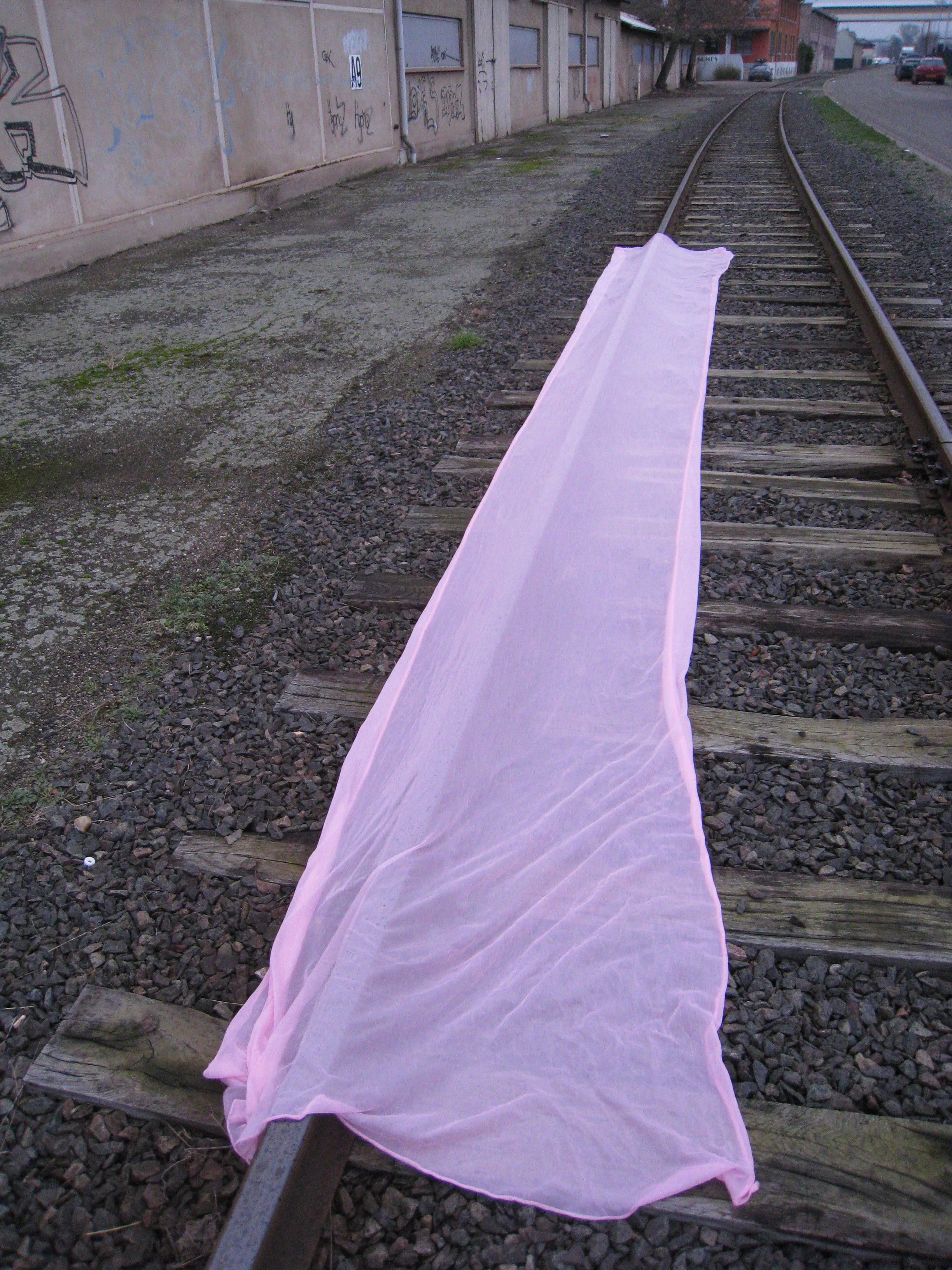 Pink Veil au port 10