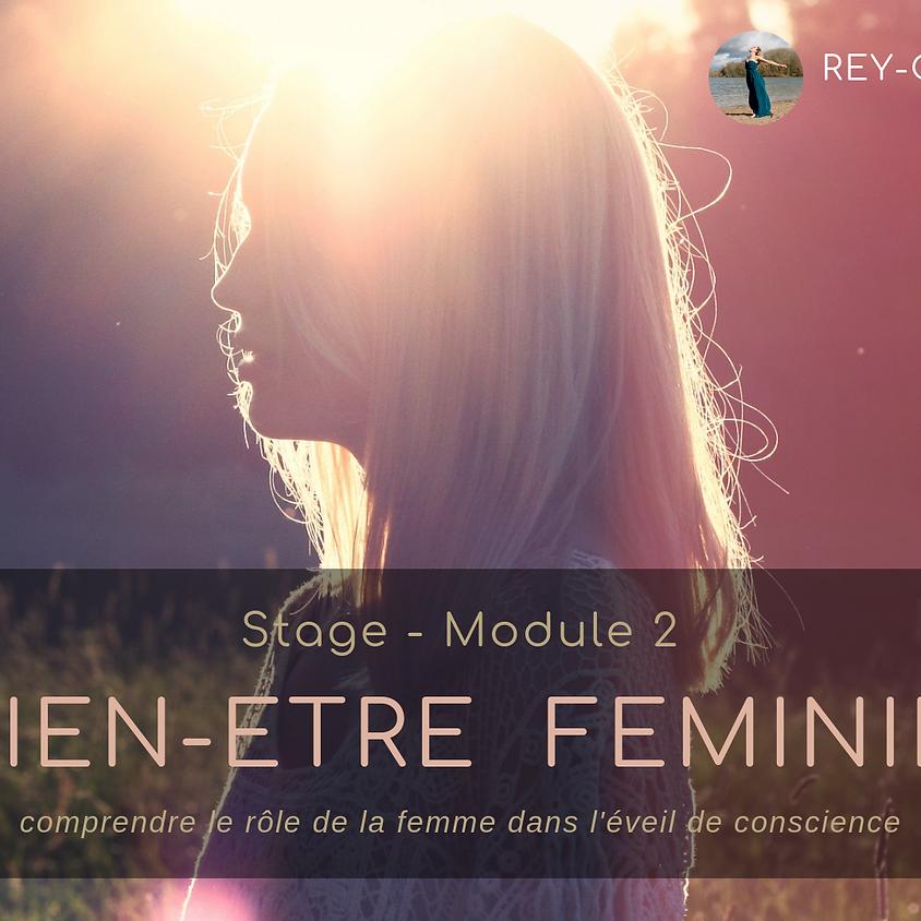 STAGE Bien-être Féminin - MODULE 2