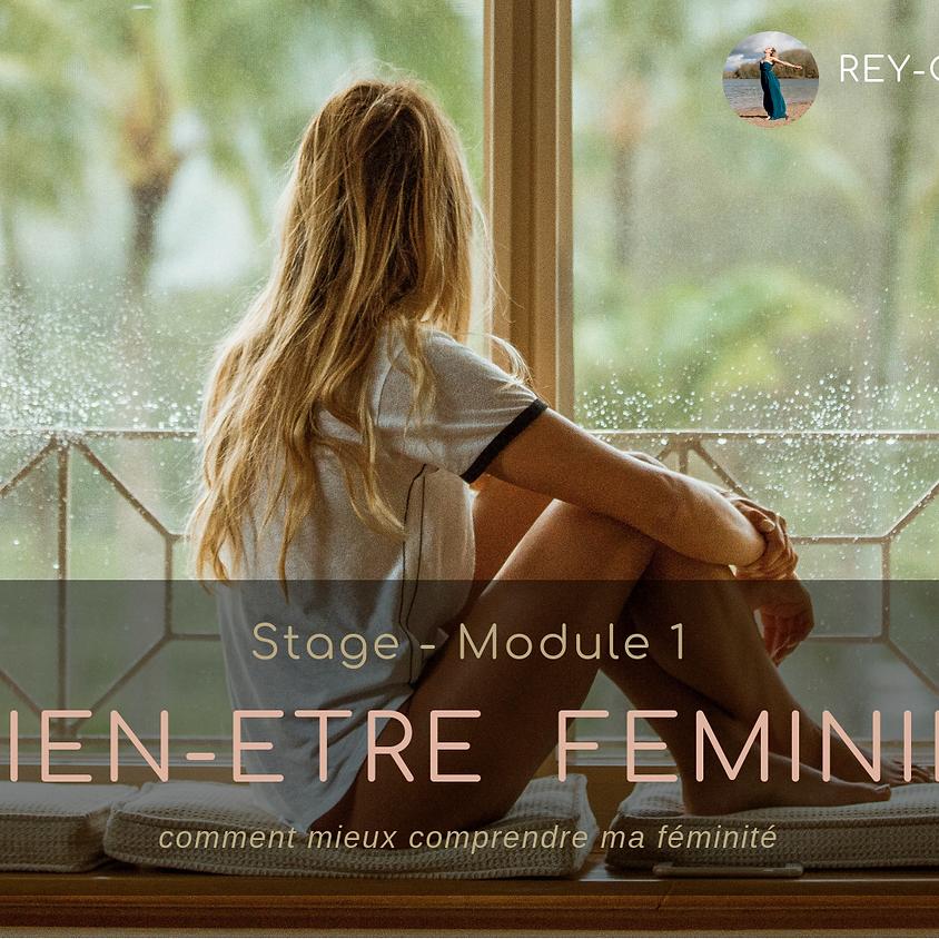 STAGE Bien-être Féminin - MODULE 1