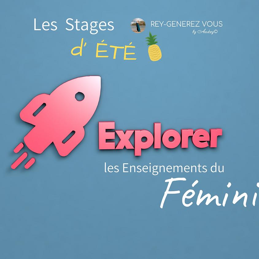 STAGE D'ETE - Les Enseignements du Féminin