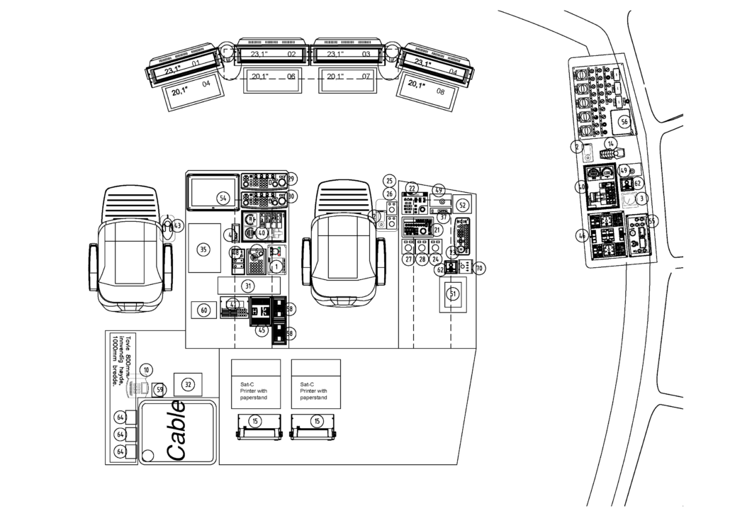 3-Consoles-layout-Sulebas_As-Buildt-Mode