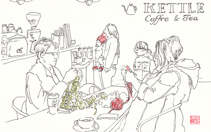 Kettle coffee sm