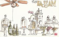Cafe Bassam wix