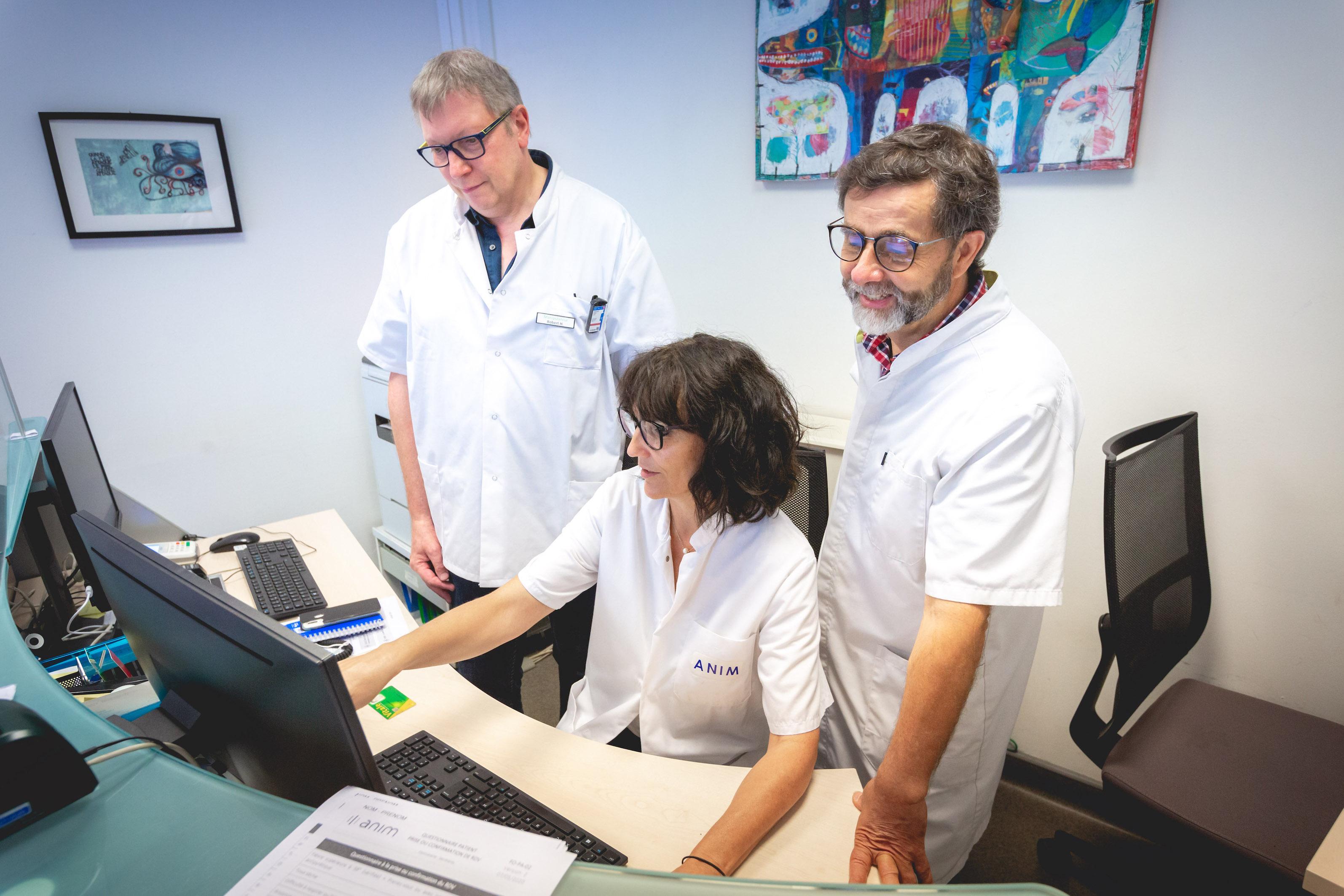 cabinet radiologie uzes