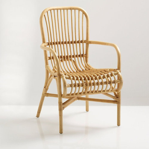 Les fauteuils en rotin