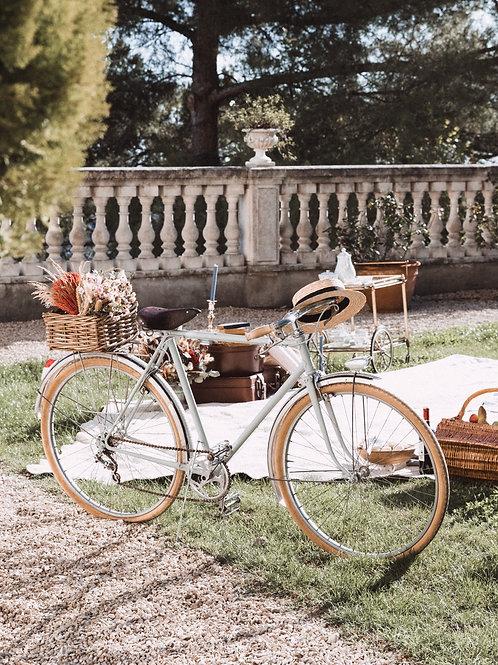 La bicyclette vintage
