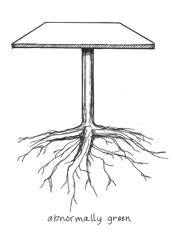 Table with Roots