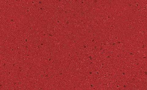 Corian Quartz - Indus Red