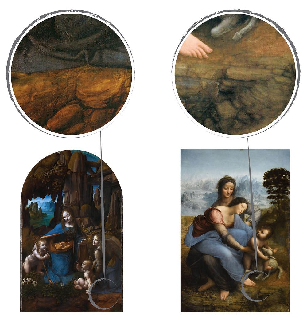 Zetaesse, Marco versiero, Continuità leonardesche: la natura allo specchio