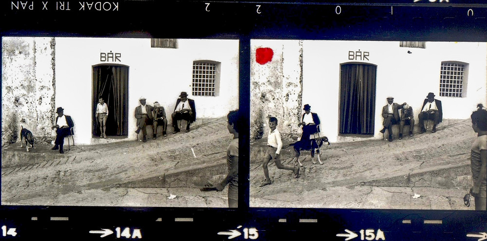 Zetaesse. Le immagini di Salvatore Piermarini, con la presentazione di alcuni dei rullini scattati per il libro Melissa, recuperano appieno i tanti aspetti che contraddistinguono il momento decisivo di una fotografia