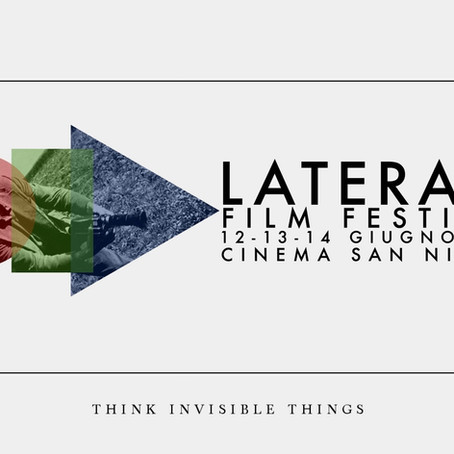 Laterale Film Festival, esplorare l'invisibile