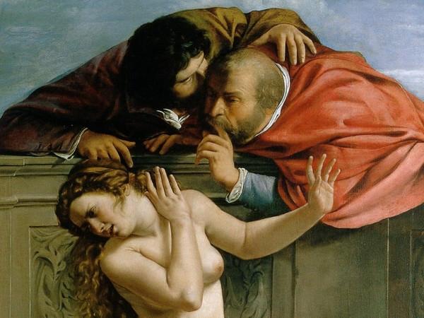 Zetaesse, Daniela De Liso, Artemisia Gentileschi a Palazzo Braschi. Sono all'inizio di tutto e sempre in mezzo a una rivoluzione le donne tue. Artemisia è una di loro