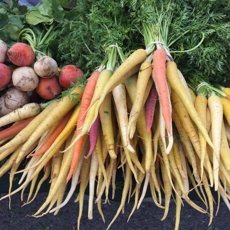 6 Reasons to love Farmer's Markets!