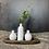 Thumbnail: Vase Set with Tray