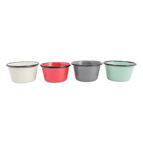 Enamel Mini Bowl Set