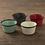 Thumbnail: Enamel Mini Bowl Set