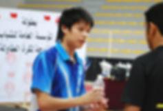 Head coach Zhu Xiaolong