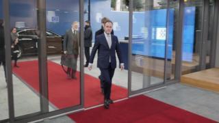 Blog: Brexit: British minister attends final EU meeting – BBC News