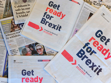 Blog: A $60 million Brexit ad campaign did not make Brits much better prepared for EU departure &#82