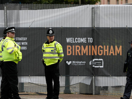 Blog: Economic anxiety vies with 'Brexit fatigue' as UK's Birmingham readies to leave EU &#821