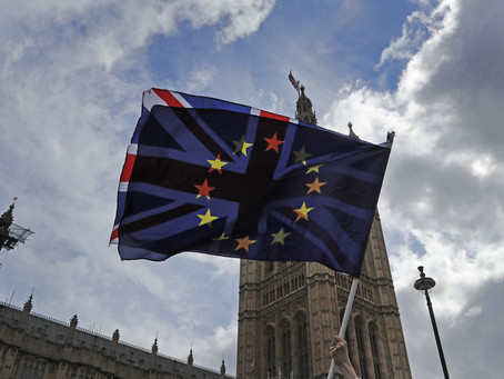 Blog: 'Confused and angry': Brexit unsettles EU citizens in the UK By JILL LAWLESS and J