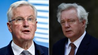 UK to agree Brexit divorce bill before trade talks – EU sources – BBC News