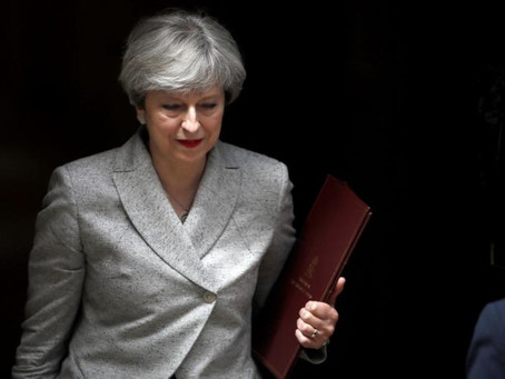 As Brexit talks loom, UK PM May scrambles for deal to stay in power – Reuters