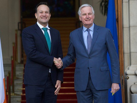 Blog: Brexit trade row brewing with UK just days away from EU exit – BreakingNews.ie