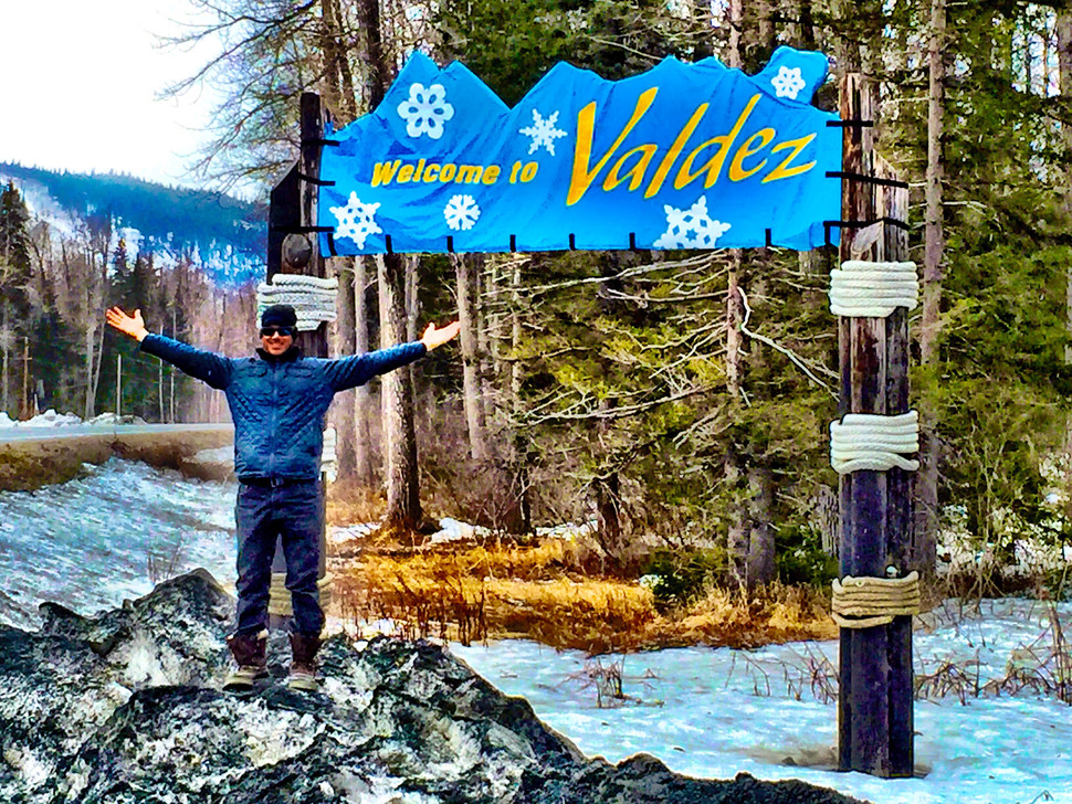 Alaska: The Last Frontier-  Skiing the Chugach