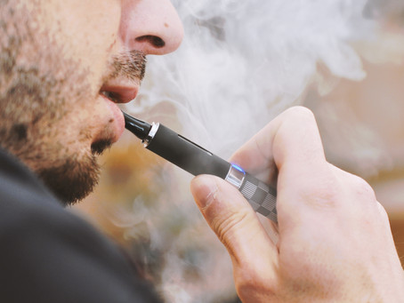 New Resource: Smoking/Vaping and Covid-19